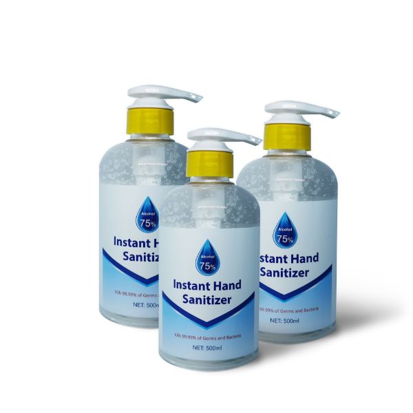 Picture of 500 ML HAND SANITIZER 75% Alcohol