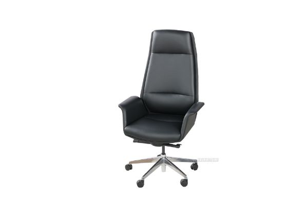 Picture of LIGNITE  Office Chair *BLACK