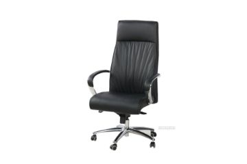 Picture of sweep Office Chair *Top Layer Genuine Leather