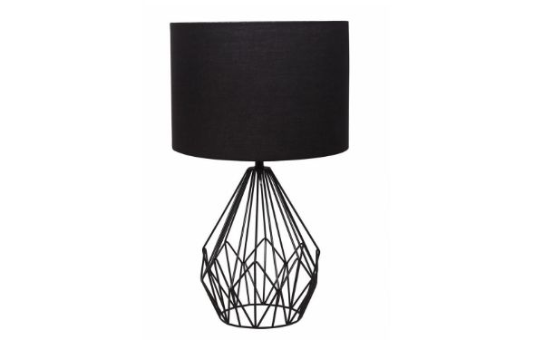 Picture of ML722605-1 TABLE Lamp *BLACK