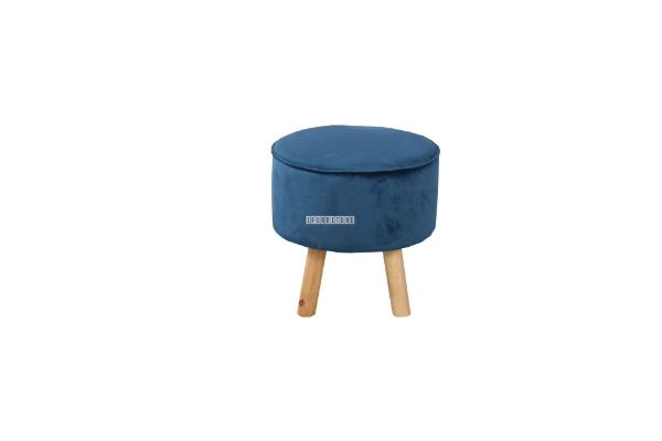 Picture of GEM Ottoman  *Blue