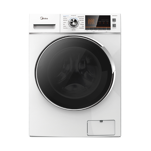 Picture of Midea 10KG Wash/7KG Dreyer Crown-Series Front Load Combo DMFLWD10S