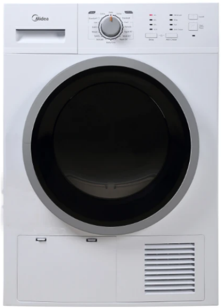 Picture of Midea 7KG Condenser Dryer MDS70-C05