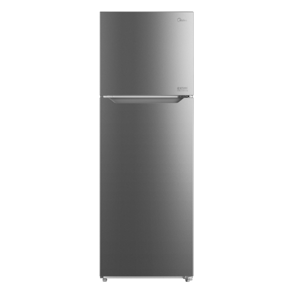 Picture of Midea 372L Top Mount Fridge Freezer Stainless Steel JHTMF372SS