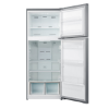 Picture of Midea 454L Top Mount Fridge Freezer Stainless Steel