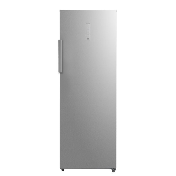 Picture of MIdea 268L Upright Freezer/Fridge Dual Mode Stainless Steel