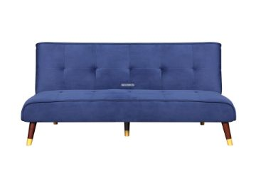Picture of COMO Sofa Bed *Blue