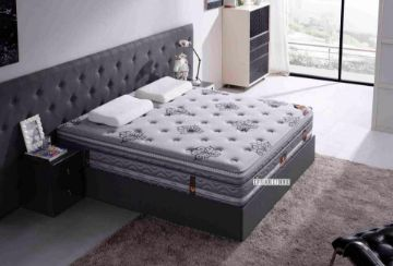 Picture of M7 5-Zone Memory Gel Mattress in Queen Size