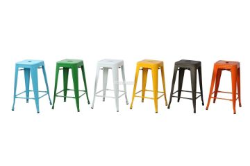 Picture of TOLIX Replica Bar Stool Multi Colors in 2 Heights