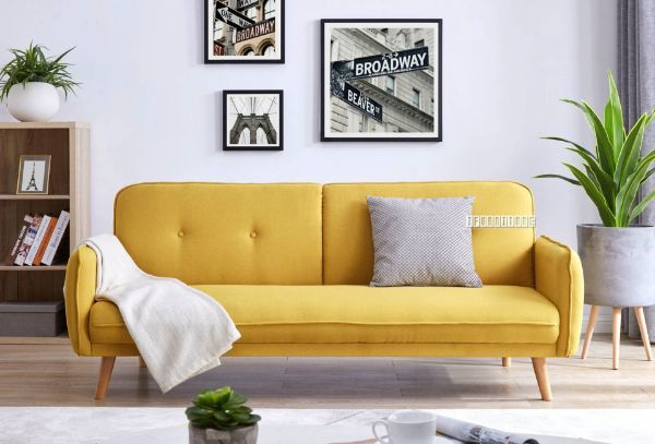 Picture of Anabella Sofa Bed *Yellow