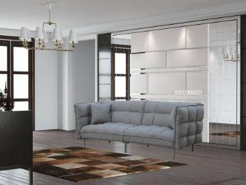 Picture of Jenner Sofa Bed *Light Grey