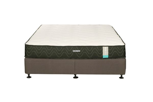 Picture of Prestige Bed Base + Support Plus  Mattress Combo *Queen Size