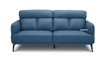 Picture of Sikora 3+2+1 Fabric Sofa Range * Blue