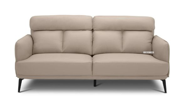 Picture of Sikora 3+2+1 Genuine Leather Sofa Range * Beige