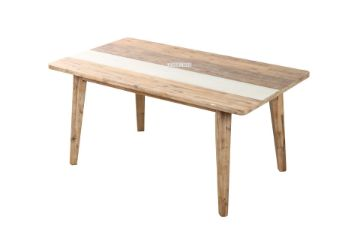 Picture of LEAMAN 160 Acacia Dining Table