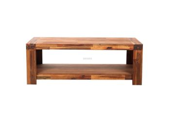 Picture of PHILIPPE Acacia Coffee Table *Rustic Java Color