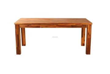 Picture of PHILIPPE Acacia Dining Table *Rustic Java Color
