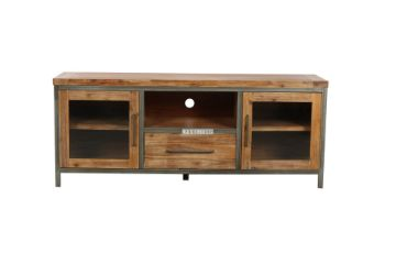 Picture of Kansas 170 TV Unit *Acacia Wood