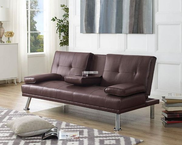 Picture of Clinton Sofa Bed *Brown
