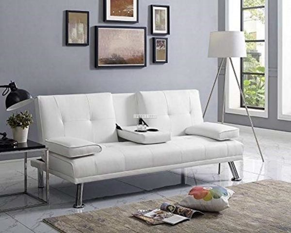 Picture of Clinton Sofa Bed *White