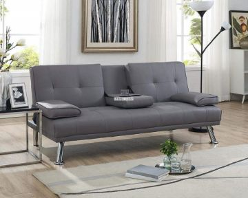 Picture of Clinton Sofa Bed *Grey