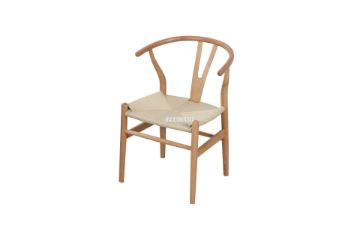 Picture of WISHBONE Solid Beech Y CHAIR REPLICA *Light Color