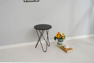 Picture of Hazlewood Round  Side Table *Black
