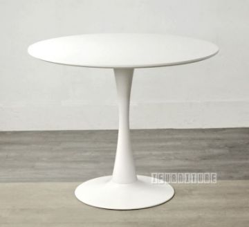 Picture of TULIP ROUND Dining Table *White