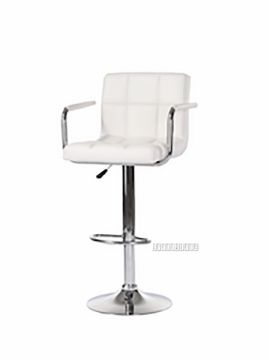 Picture of TITAN PU Bar Chair *White