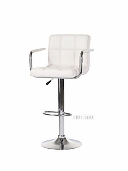 Picture of TITAN PU Bar Chair *White