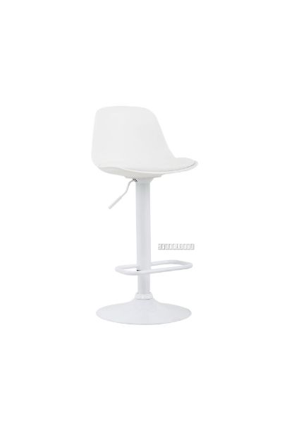 Picture of CLAUTIN Barstool *White