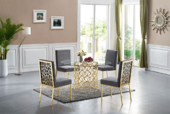 Picture for manufacturer MARCANO  Stainless Steel * Gold and Silver Dining Collection