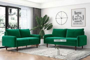 Picture of KAISON 3+2 SOFA RANGE *Emerald