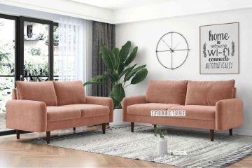 Picture of KAISON 3+2 SOFA RANGE *Rose