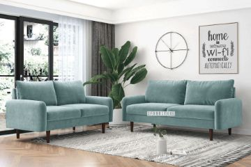 Picture of KAISON 3+2 SOFA RANGE *Light Greyish