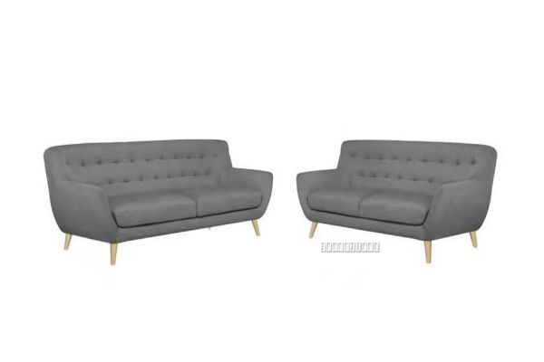 Picture of BRYNNA 3+2+1 Sofa Range *Grey
