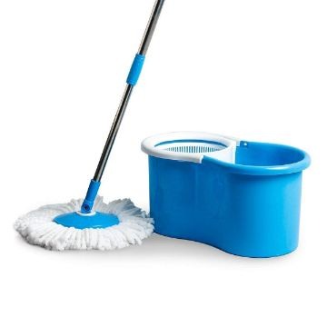 Picture of TWIZZLE MOP WITH BUCKET *360° Rotating mop head