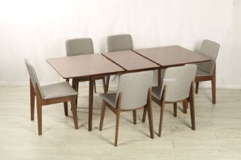 Picture for manufacturer Eden Dining : Round or Extension Rectangle Tables