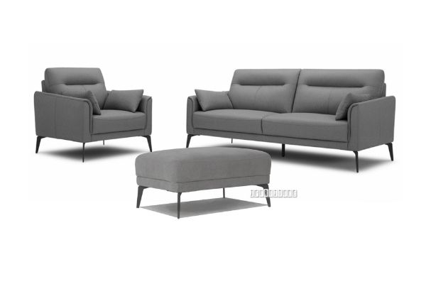 Picture of Freedom 3+2+1 Fabric Sofa Range *Grey