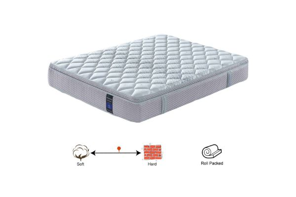 Picture of DREAM MAKER 7-zone Latex Pocket Spring Mattress in 6 Sizes