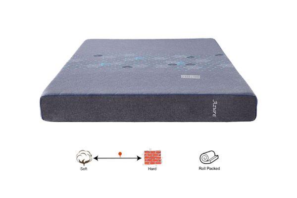 Picture of Azure  Memory Foam Mattress in Double/ Queen / Super king Size * Mink