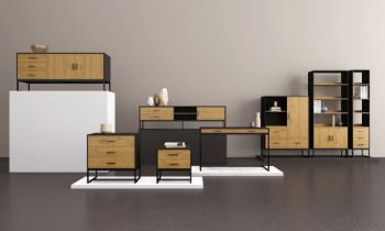 Picture for manufacturer AMSTER Living & Dining Collection