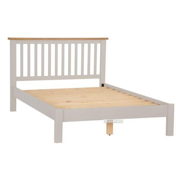 Picture of COCAMO Oak Double/Queen Bed *Grey