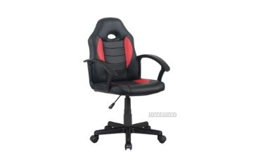 Picture of WALTON PU Racing Chair *Black And Red