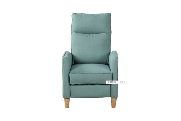 Picture of FINLEY PUSH BACK RECLINER CHAIR *GREEN
