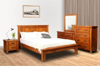 Picture for manufacturer RIVERWOOD Solid Pine Bedroom & Living Range