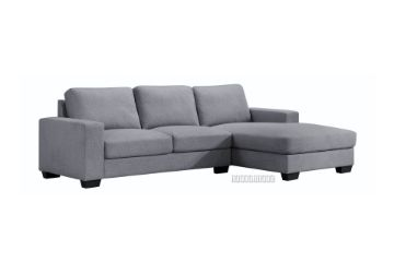 Picture of MONA Fabric Sectional Sofa *Grey