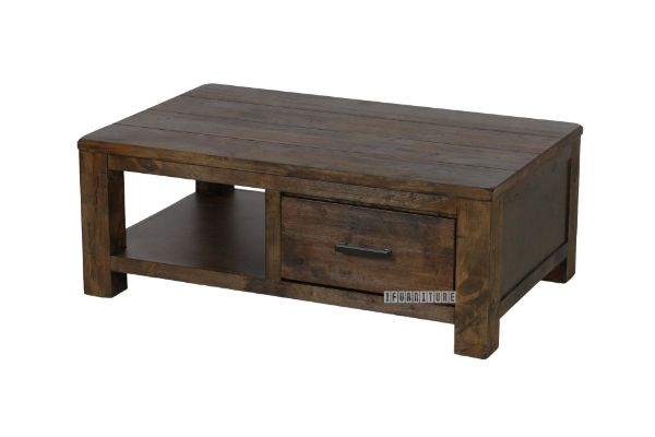 Picture of VENTURA 2 Drawers Oak Coffee Table