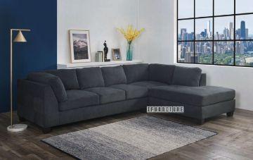 Picture of Newton L Shape  Sofa *Dark Grey