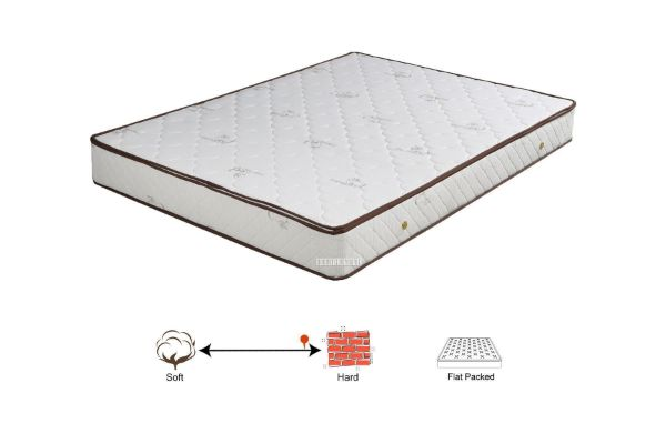 Picture of NATURA Super Firm Queen Size Mattress with Coconut Fiber Layer